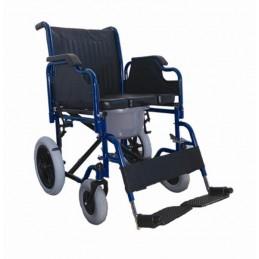 Αναπηρικό αμαξίδιο μεταφοράς με δοχείο WC ol-42 -Αναπηρικά αμαξίδια ενηλίκων απλού τύπου