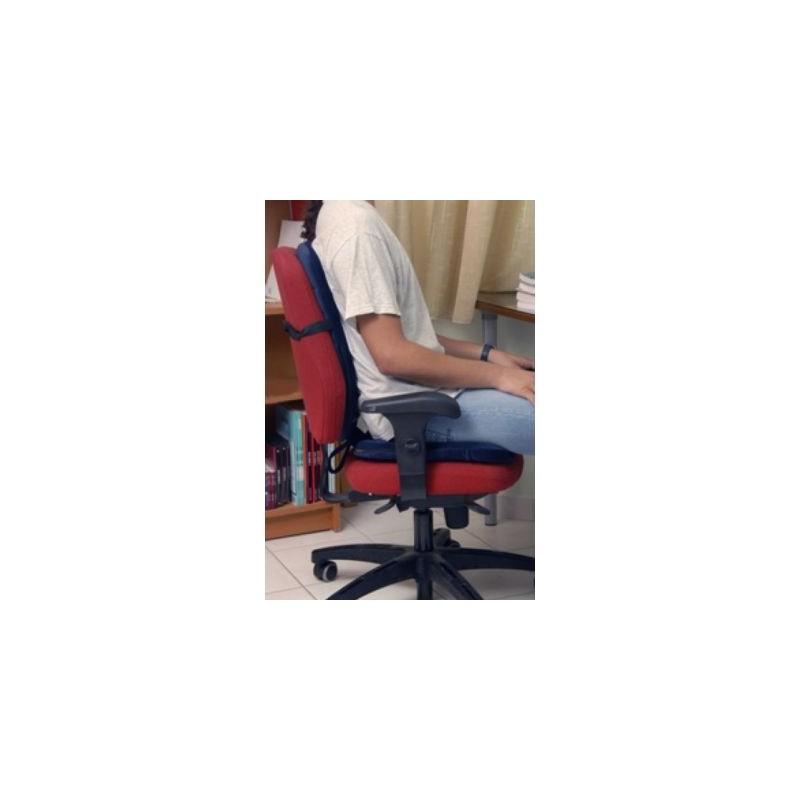 Μαξιλάρι καθίσματος ανατομικό με πλάτη -Βοηθήματα αμαξιδίων