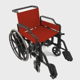 Πλαστικό αναπηρικό αμαξίδιο -Αναπηρικά αμαξίδια ενηλίκων απλού τύπου