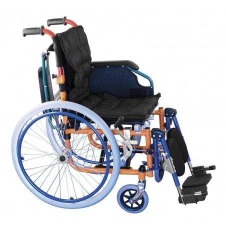 Αναπηρικό αμαξίδιο αλουμινίου παιδικό OL 03