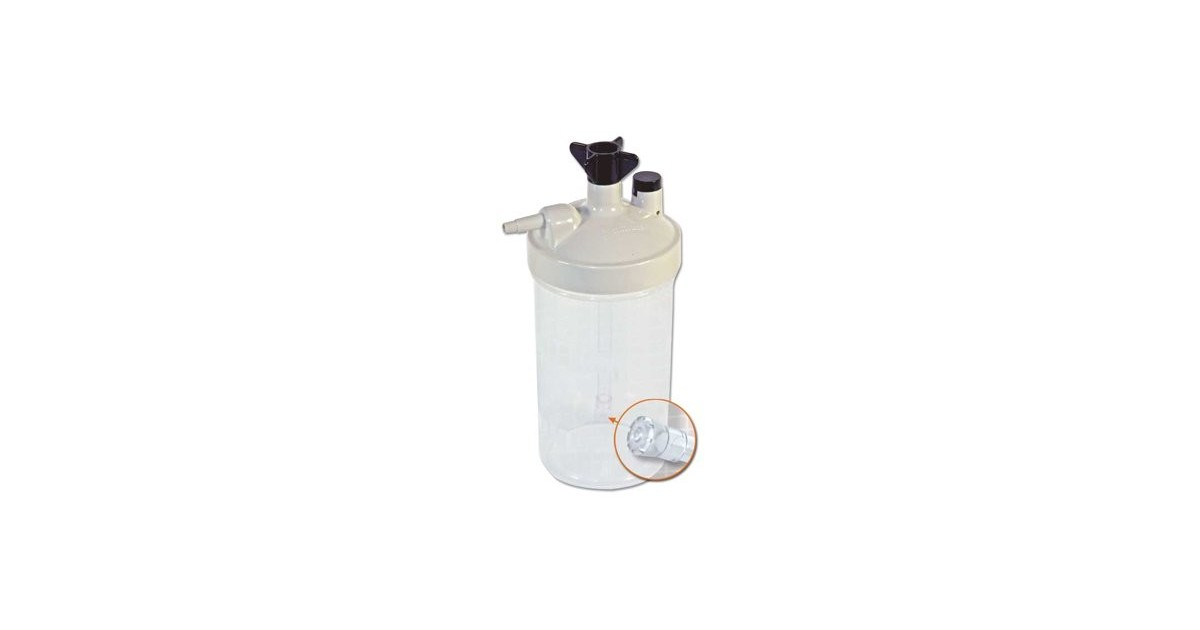 Υγραντήρας συμπυκνωτή οξυγόνου ανταλλακτικός -Συμπυκνωτές οξυγόνου