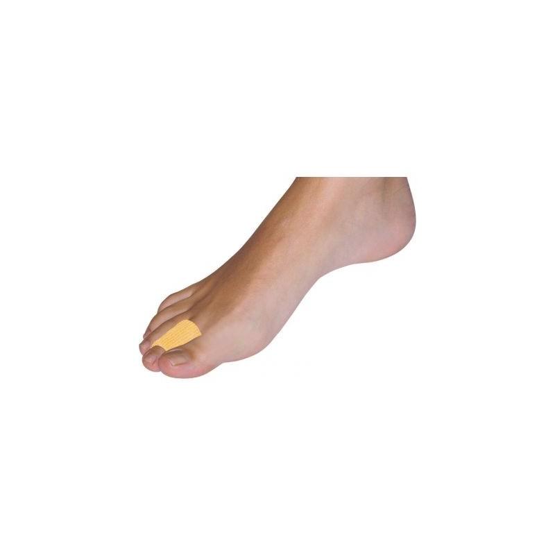 Προστατευτικό δακτύλου με Gel -Πελματογράφημα-Πέλματα Σιλικόνης-Κρέμες ποδιών
