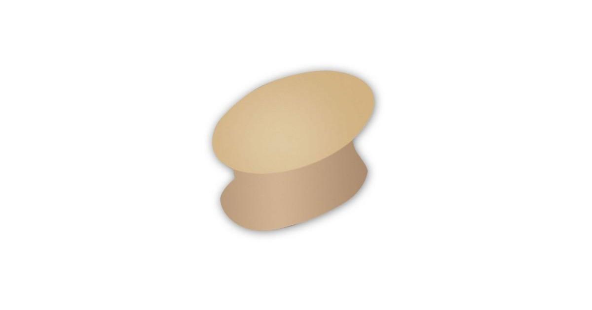 Διαχωριστικό δακτύλων σιλικόνης  -Πελματογράφημα-Πέλματα Σιλικόνης-Κρέμες ποδιών