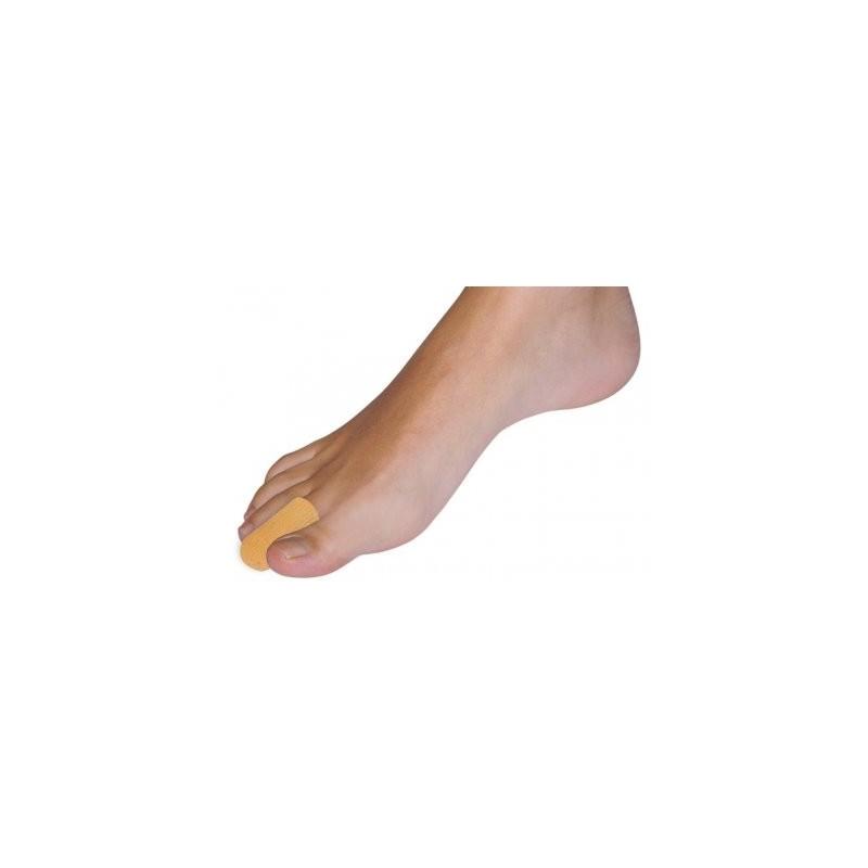 Κλειστό προστατευτικό δακτύλου με Gel  -Πελματογράφημα-Πέλματα Σιλικόνης-Κρέμες ποδιών