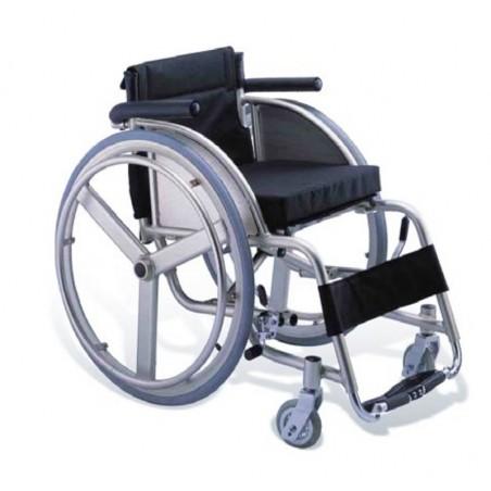 Αναπηρικό αμαξίδιο ελαφρού τύπου αθλητικό.  -Αναπηρικά αμαξίδια ενηλίκων απλού τύπου