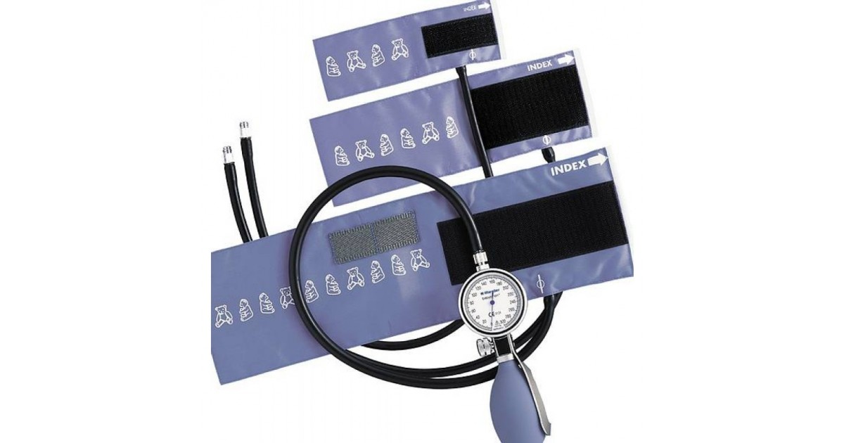 Πιεσόμετρο Riester Babyphon αναλογικό παιδιατρικό -Στηθοσκόπια - Πιεσόμετρα - οξύμετρα