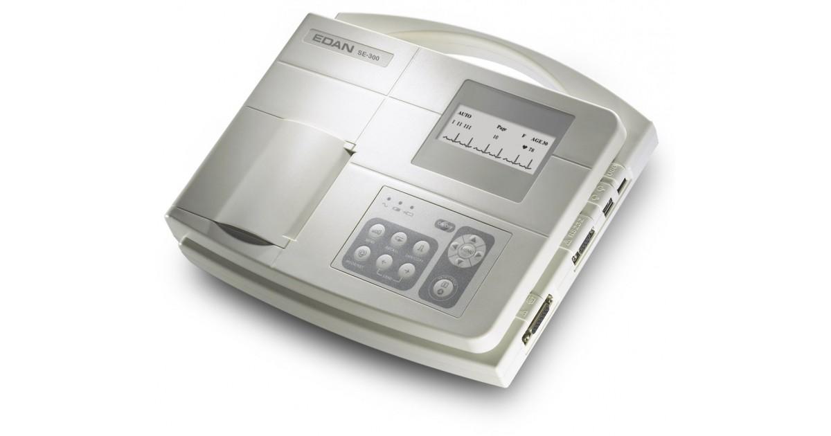 Καρδιογράφος Edan se 300A -Καρδιογράφοι - Dopplers - Μόνιτορ Παρακολούθησης