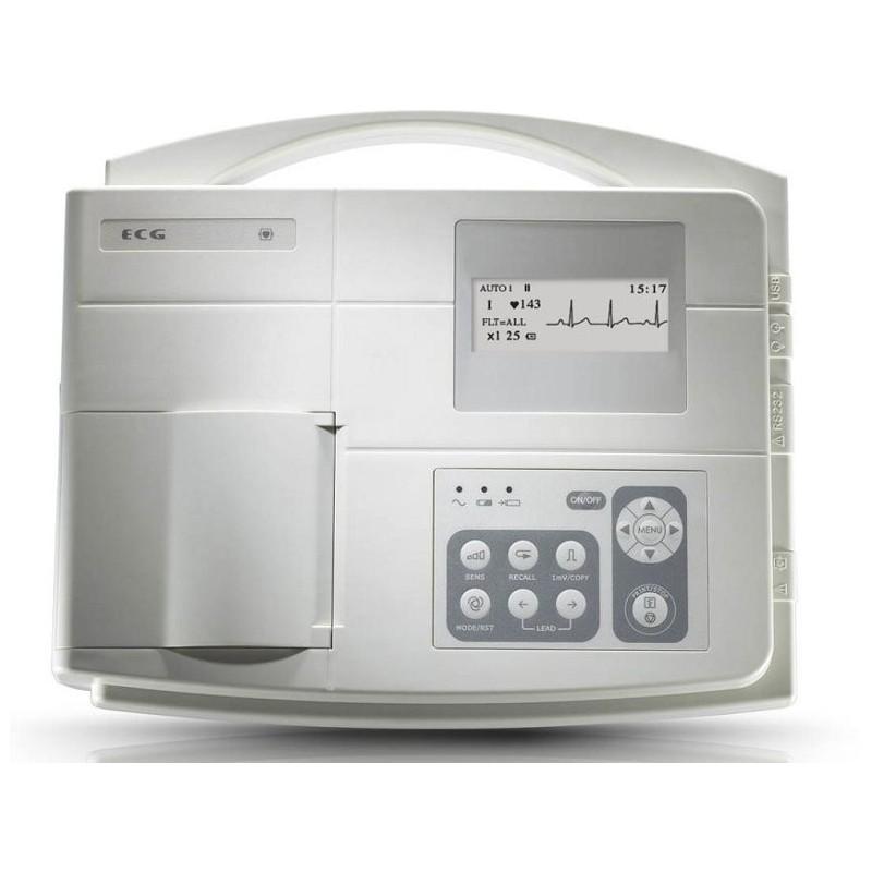 Μονοκάναλος καρδιογράφος Edan SE - 100 ECG -Καρδιογράφοι - Dopplers - Μόνιτορ Παρακολούθησης
