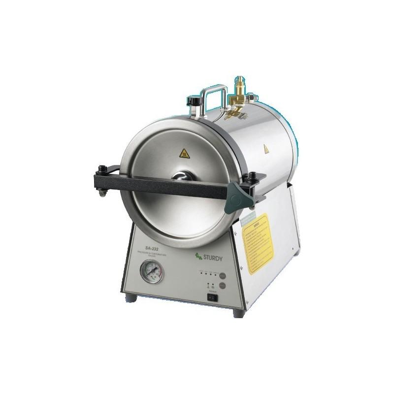 Κλίβανος υγρός Sturdy SA - 232 -Διαφανοσκόπια - Διαγνωστικά Set - Κλίβανοι Αποστείρωσης
