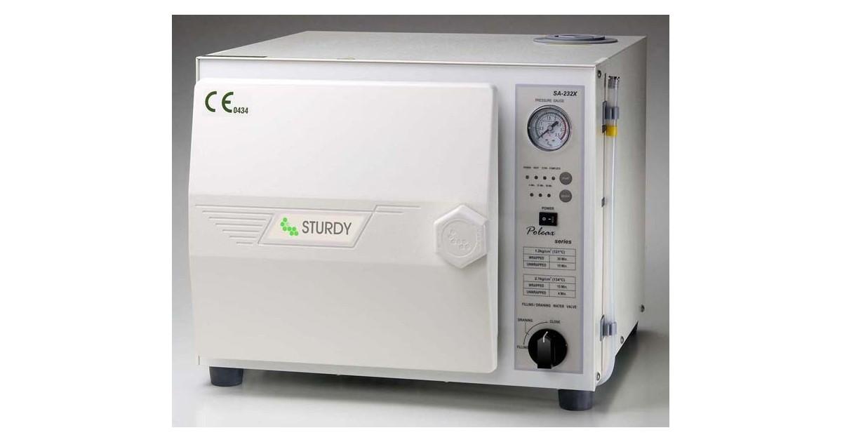 Κλίβανος υγρός Sturdy SA - 232 X -Διαφανοσκόπια - Διαγνωστικά Set - Κλίβανοι Αποστείρωσης