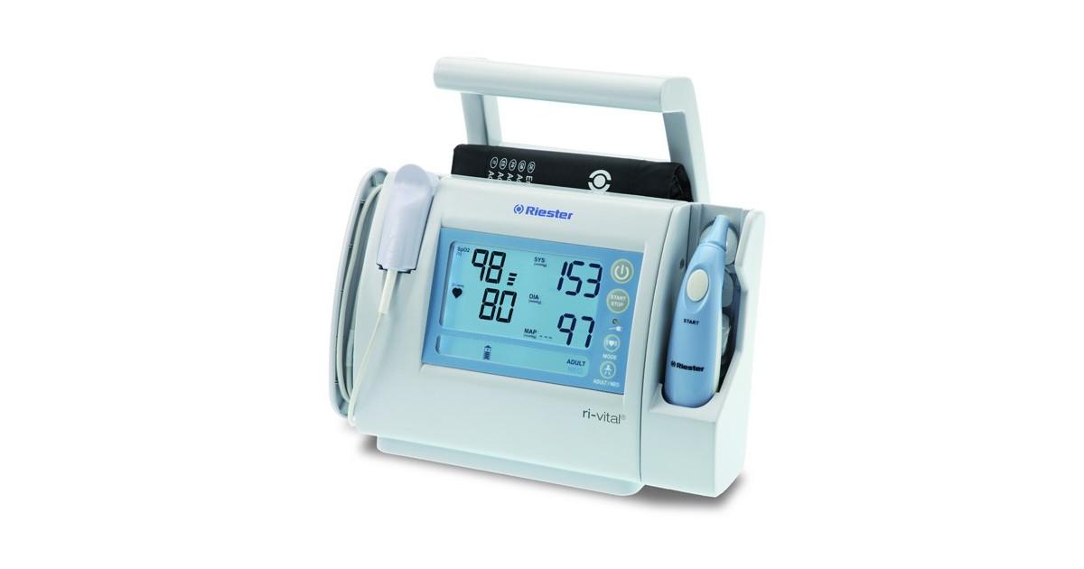 Φορητό Μόνιτορ Riester Ri-Vital -Καρδιογράφοι - Dopplers - Μόνιτορ Παρακολούθησης
