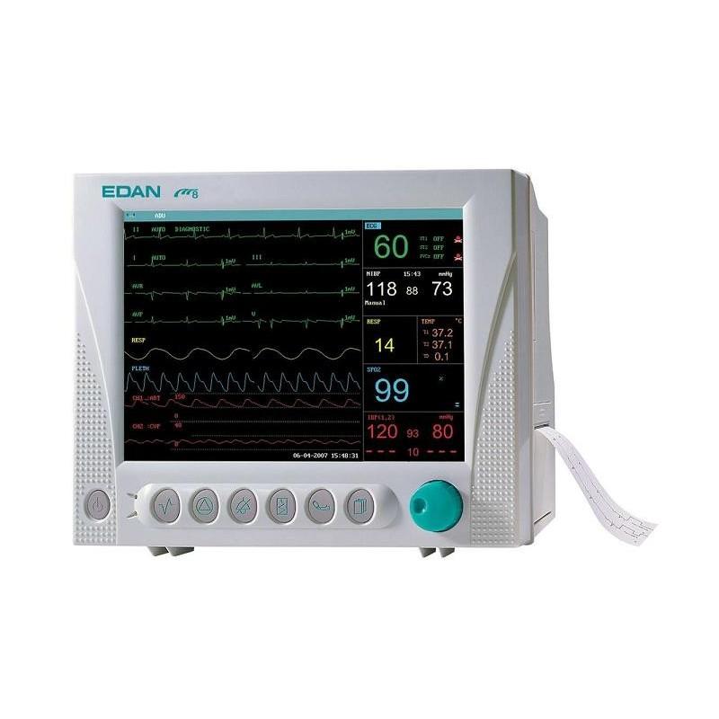 Φορητό μόνιτορ παρακολούθησης ασθενών Edan M8A. -Καρδιογράφοι - Dopplers - Μόνιτορ Παρακολούθησης