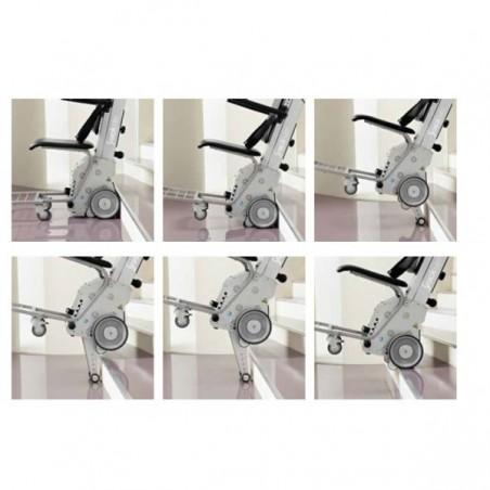 Σύστημα ανάβασης σκάλας με κάθισμα Ν911 -Συστήματα ανάβασης σκάλας