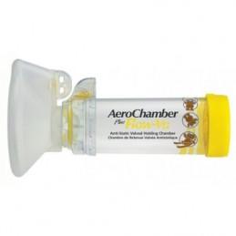 Αντιστατικός Αεροθάλαμος Με Δείκτη Εισπνοών Flow-Vu Aerochamber Plus  -Αεροθάλαμοι εισπνοών Aerochamber