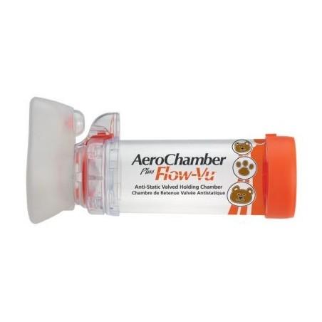 Αεροθάλαμος Aerochamber Plus βρεφικό με μάσκα -Αεροθάλαμοι εισπνοών Aerochamber