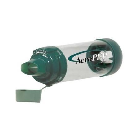 Αεροθάλαμος Aerochamber με βαλβίδα VHC AeroPEP Plus