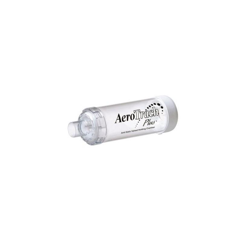 Αεροθάλαμος AeroTrach Plus Anti - Static -Αεροθάλαμοι εισπνοών Aerochamber