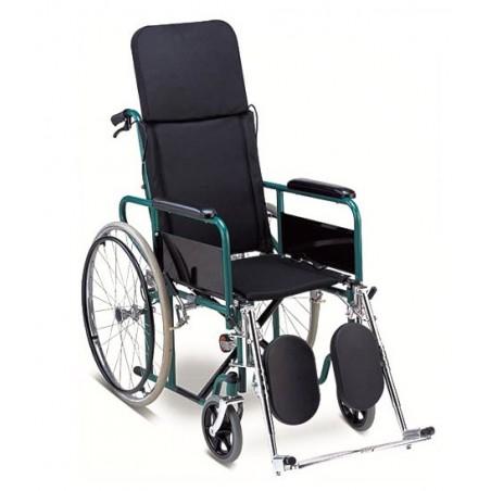 Aναπηρικό αμαξίδιο με ανακλινόμενη πλάτη OL – 49 -Αναπηρικά αμαξίδια ενηλίκων απλού τύπου
