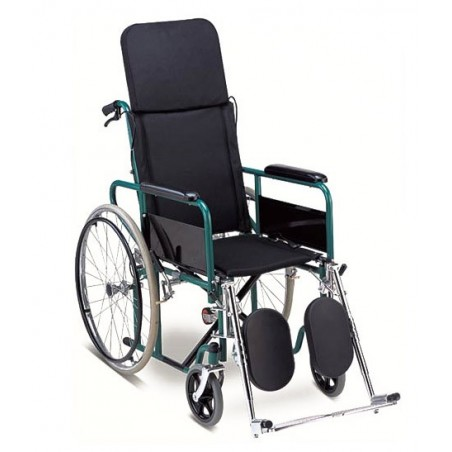Aναπηρικό αμαξίδιο με ανακλινόμενη πλάτη OL – 49