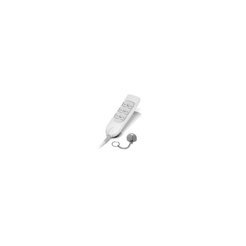 Ανταλακτικό χειριστήριο ηλεκτρικής κλίνης AC-505 -Ηλεκτρικά κρεβάτια