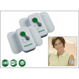 MEDISTIM DUO Ηλεκτρονικά έμπλαστρα ηλεκτροθεραπείας & αντιμετώπισης πόνων. -Φυσικοθεραπείας