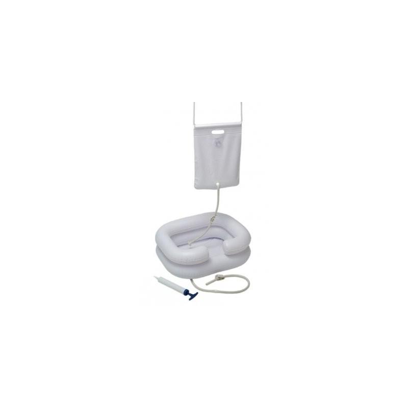 Φορητός σάκος ντους -Βοηθήματα κλίνης