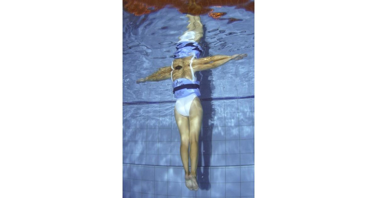 Ζώνη ασκήσεων Aquatic Fitness Belt -Φυσικοθεραπείας