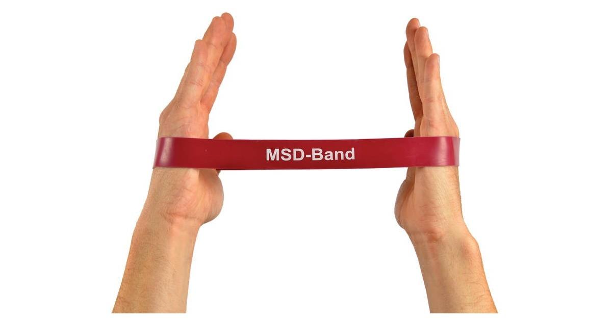 Λάστιχο γυμναστικής Msd Loop -Φυσικοθεραπείας