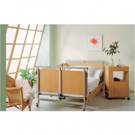 Ημίδιπλο ηλεκτρικό κρεβάτι BURMEIER