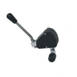 Μηχανισμός φρένων deluxe αναπηρικού αμαξιδίου -Ανταλλακτικά Αμαξιδίων