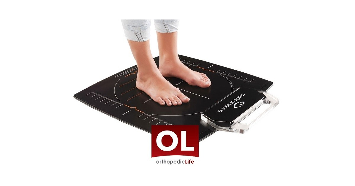 Πελματογράφος T-PLATE -Πελματογράφημα-Πέλματα Σιλικόνης-Κρέμες ποδιών