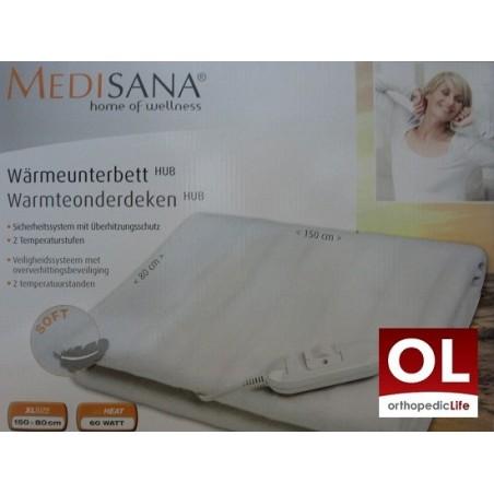 Ηλεκτρικη κουβέρτα μονή Hub medisana