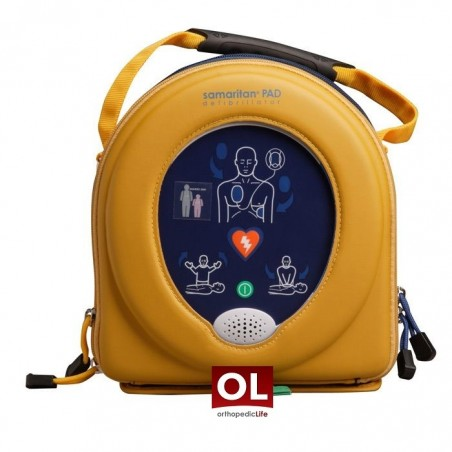 Αυτόματος απινιδωτής Samaritan PAD 300P Heartsine -Καρδιογράφοι - Dopplers - Μόνιτορ Παρακολούθησης