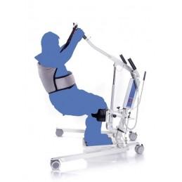 Ηλεκτρικός γερανός ανόρθωσης Stand Up Mopedia-Moretti -Γερανοί ανύψωσης ασθενών