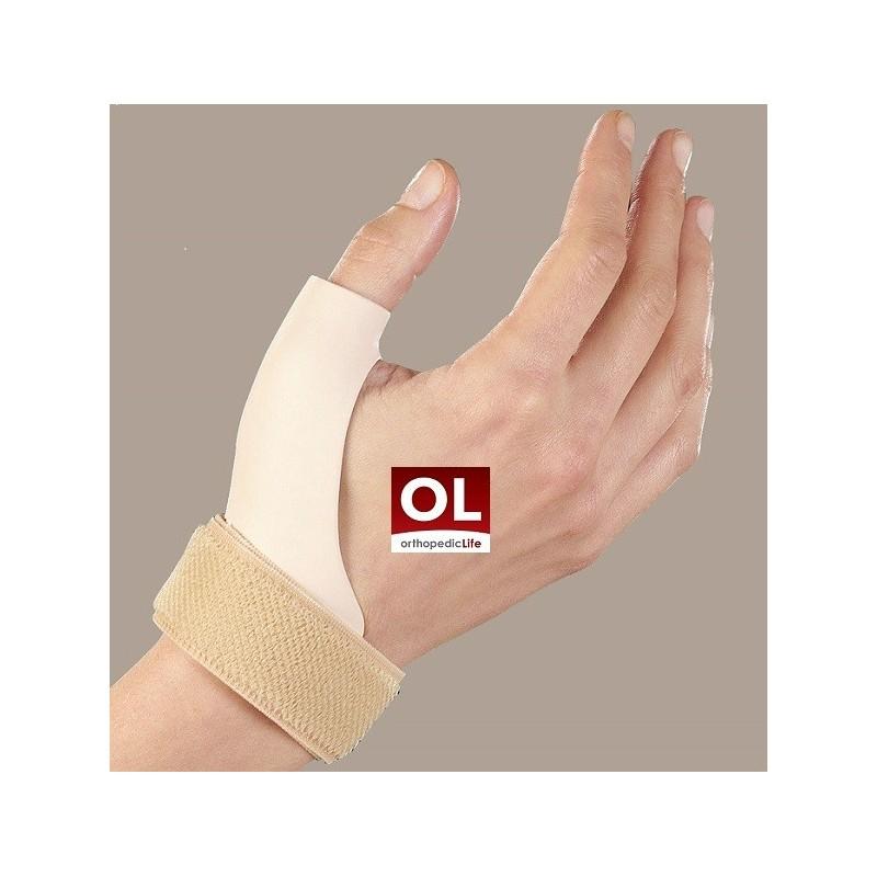 Πλαστικός νάρθηκας αντίχειρος dalumfix -Δάχτυλο