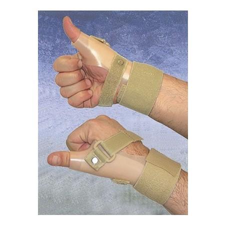 """Πλαστικός νάρθηκας αντίχειρος """"EXTENDED THUMB""""  -Δάχτυλο"""