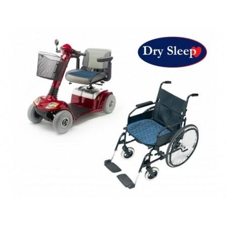 Αδιάβροχο κάλυμμα καθίσματος - αναπηρικού αμαξιδίου - -Βοηθήματα αμαξιδίων