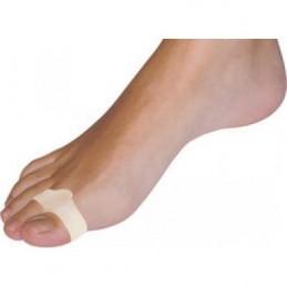 Διαχωριστικό δακτύλων διπλό. -Πελματογράφημα-Πέλματα Σιλικόνης-Κρέμες ποδιών