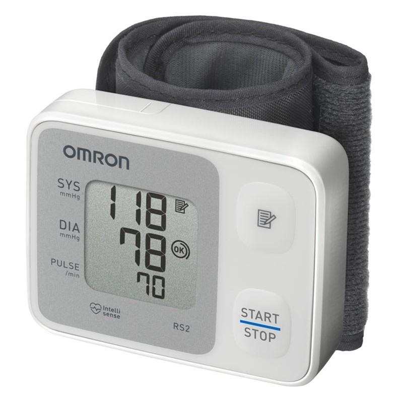 Πιεσόμετρο καρπού OMRON RS2 -Πιεσόμετρα