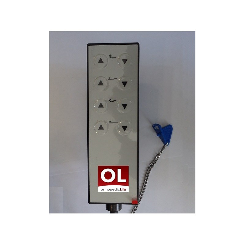 Χειριστήριο ηλεκτρικού κρεβατιού -Ανταλακτικά νοσοκομειακών κρεβατιών