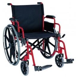 Αναπηρικό αμαξίδιο βαρέως τύπου έως 125 κιλά. -Αναπηρικά αμαξίδια ενηλίκων απλού τύπου