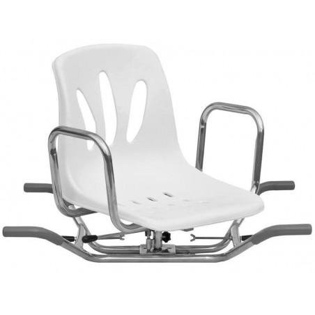 Καρέκλα μπανιέρας περιστρεφόμενη