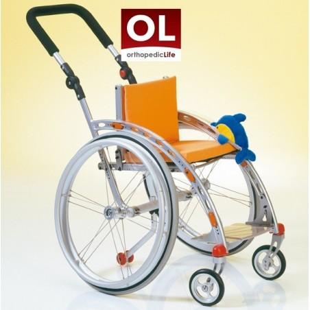 Παιδικό αναπηρικό αμαξίδιο Brix by Meyra
