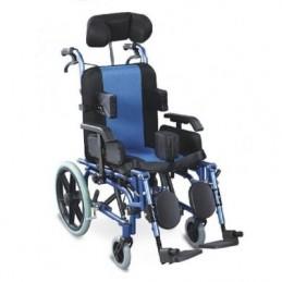 Αναπηρικό αμαξίδιο παιδικό αλουμινίου -Παιδικά αναπηρικά αμαξίδια - rollator