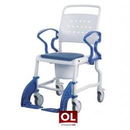 Αναπηρικό αμαξίδιο μπάνιου Rebotec Bonn -Αμαξίδια τουαλέτας-μπάνιου