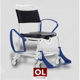 Αναπηρικό αμαξίδιο μπάνιου βαρέως τύπου Rebotec New York -Αμαξίδια τουαλέτας-μπάνιου
