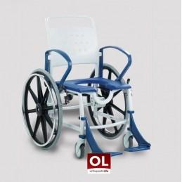 Αναπηρικό αμαξίδιο μπάνιου Rebotec Lubeck -Αναπηρικά αμαξίδια ενηλίκων απλού τύπου