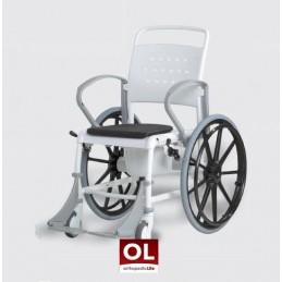 Αναπηρικό αμαξίδιο μπάνιου με δοχείο Rebotec Munchen -Αναπηρικά αμαξίδια ενηλίκων απλού τύπου