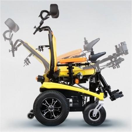 Ηλεκτροκίνητο αμαξίδιο SCRUBBY PCBL 1220/1420