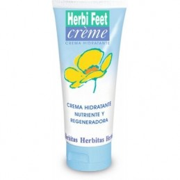 Κρέμα ενυδάτωσης Herbi Feet -Πελματογράφημα-Πέλματα Σιλικόνης-Κρέμες ποδιών